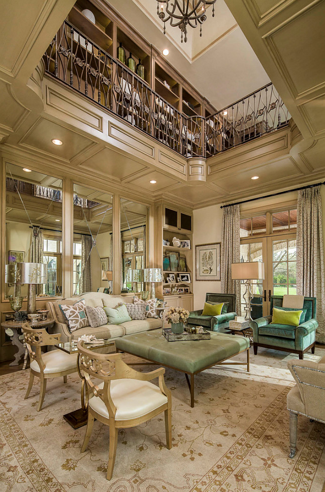 Dallas Mansion - Home Bunch - An Interior Design & Luxury Homes Blog - two  story