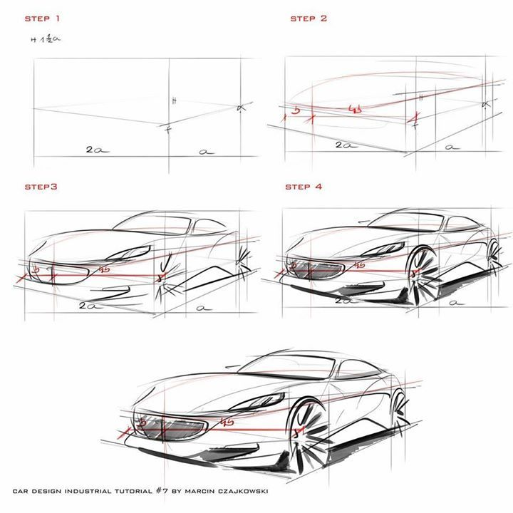 Pin By Shengli Xu On Sketch I Like Car Design Sketch
