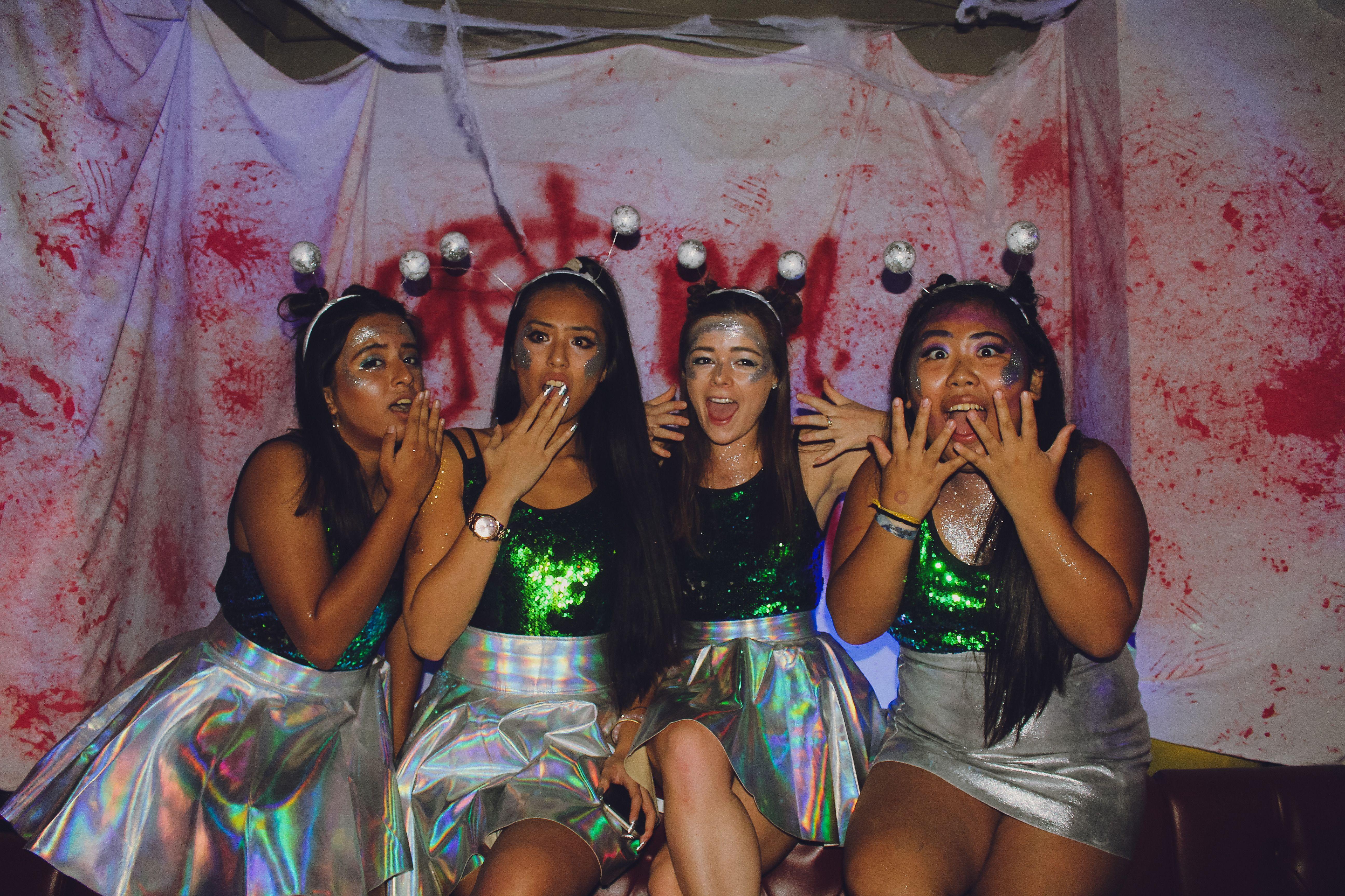 Halloween Costumes Soho Nyc