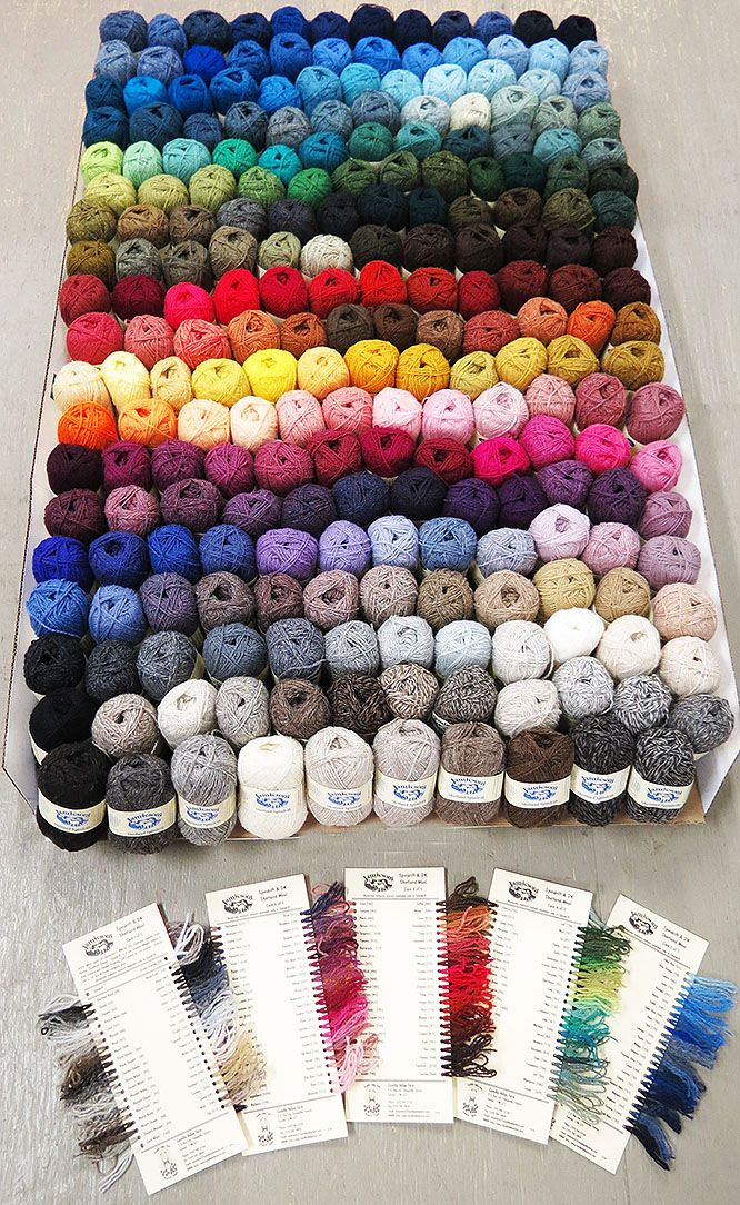 Canadian source for Jamieson Spindrift (all colours) | knitting ...