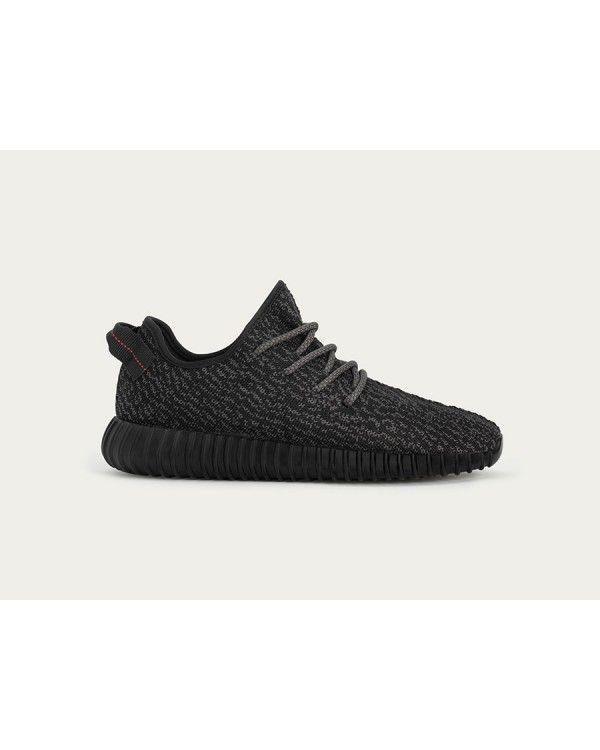 Now Buy Authentic Adidas Yeezy 350 Boost Pirate Black/Pirate Black (Men  Women) Lastest Save Up From Outlet Store at Pumaslides.