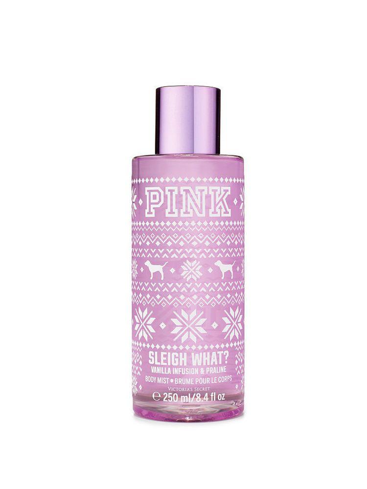 a9adb4b926 Victoria s Secret PINK Sleigh What Body Mist