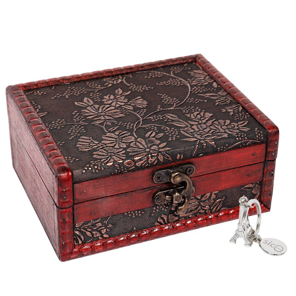 The 15 Best Small Jewelry Boxes Small jewelry box Locking jewelry