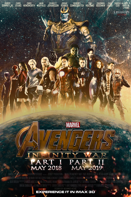 The Avengers Infinity War Poster Avengers Marvel Superheroes Marvel
