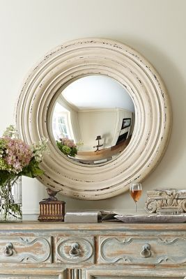 Laon Convex Mirror Convex Mirrors Have Been A Popular Decorative Element Since The 18th Century As Way To Bring Light And Dimens Decor Frame Wall Decor Mirror