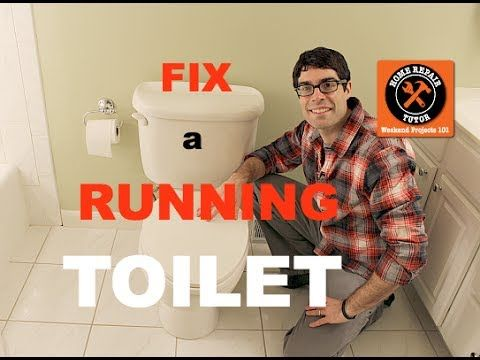 Toilet Running Continuosly Or Making Hissing Sound Flushing