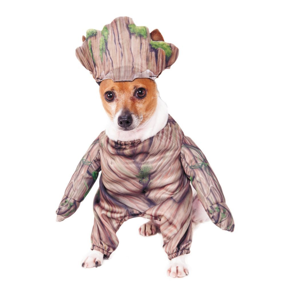 Guardians Of The Galaxy Walking Groot Dog Costume Extra Large