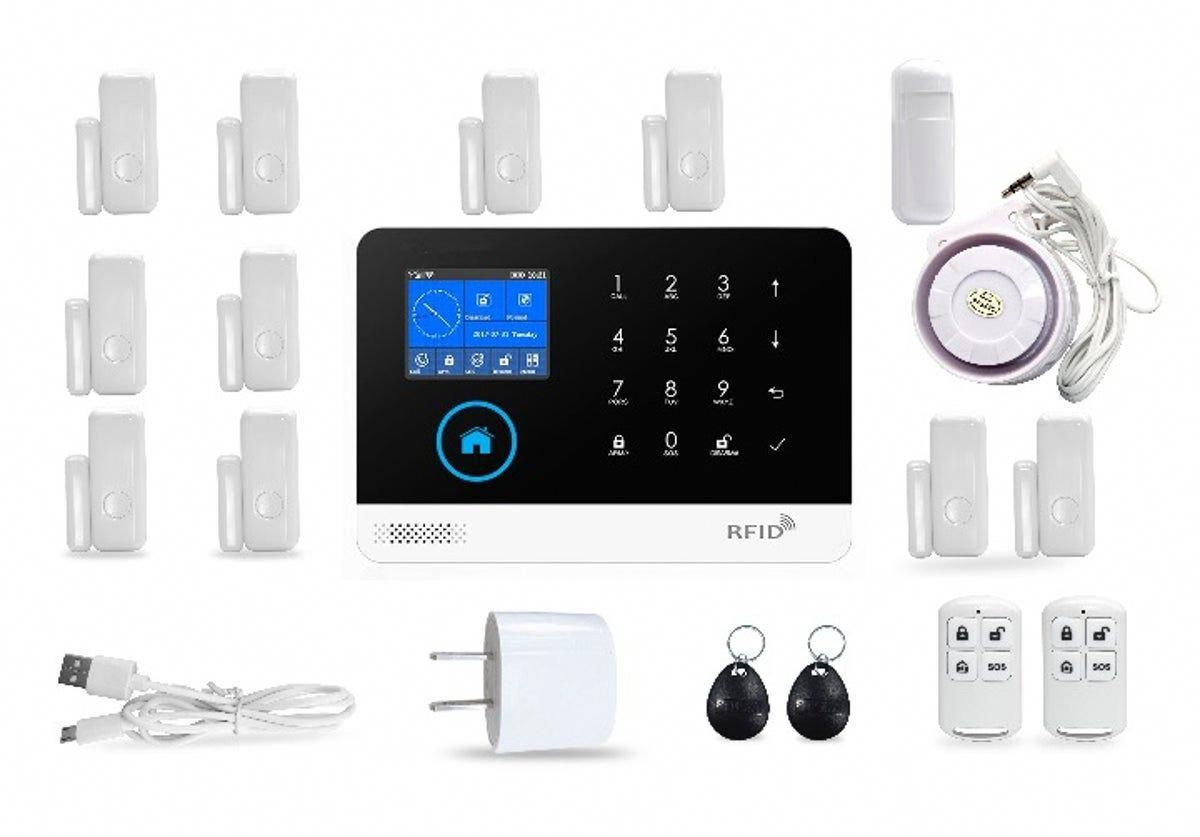 Http Www Alarm Security Us Securitycameras Homesecuritysystems Homesecuritycameras Wirelesssecuritycamer Home Security Systems Home Alarm Best Home Security