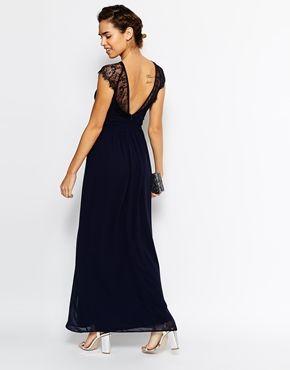 Elise ryan maxi dress