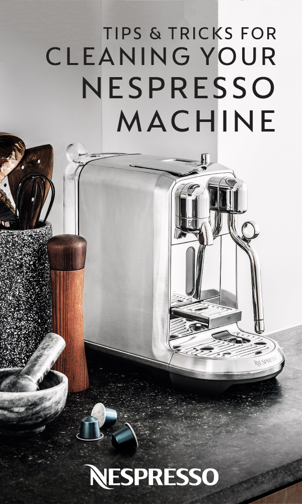 Keep Your Nespresso Coffee Machine Running In Tiptop Shape