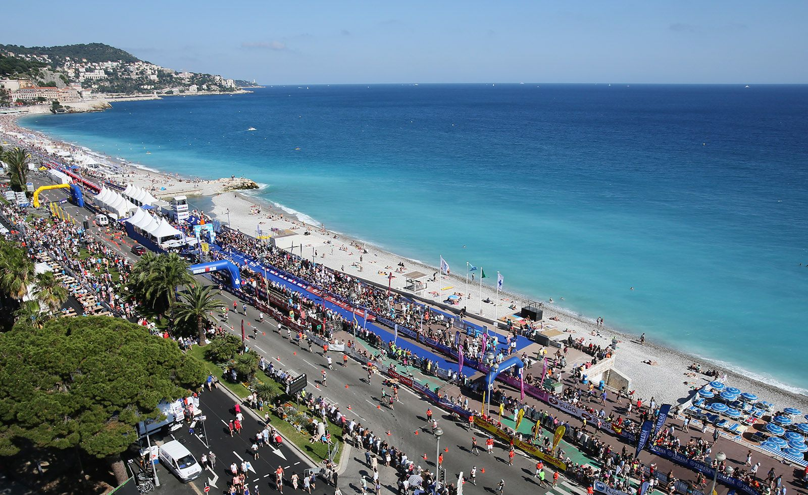 29 June 2014 : IRONMAN France in Nice!