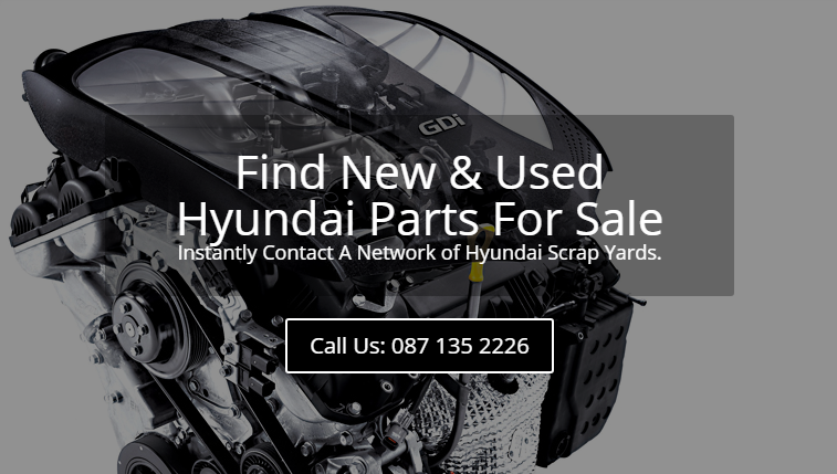 Hyundai Spares Used New Parts For Sale In South Africa