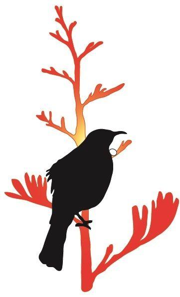 Nz Art, Maori Art, Bird Art