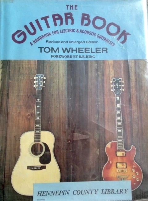 Tom Wheeler Did A Great Service For Guitar Collectors When He Wrote The Guitar Book As Well As American Guitars An Illustr Guitar Books Guitar Hennepin County