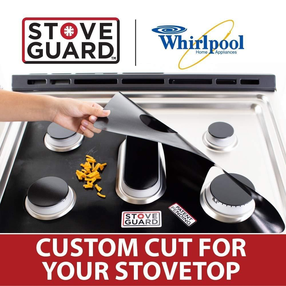 We Create Custom Designed Stove Protectors And Stove Liners For Most Major Brands In The United States Market Samsung Stoves Gas Stove Top Frigidaire Stove