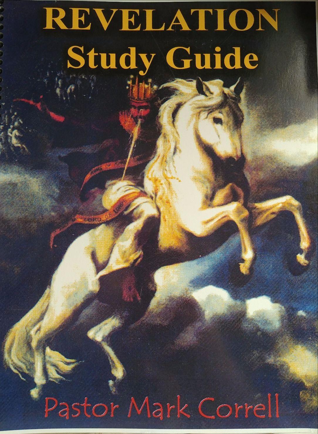 Revelation Study Guide Book 2