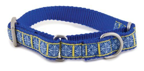 PetSafe Fido Finery MartingaleStyle Dog Collar 34Inch
