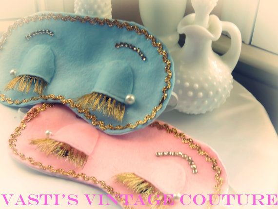 Breakfasts at Tiffany's inspired sleeping mask!!!!!!!!! I AM GETTING THESE.