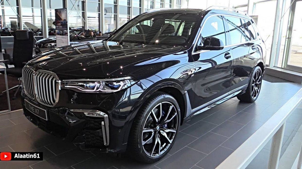 2020 BMW X7 Suv Pricing