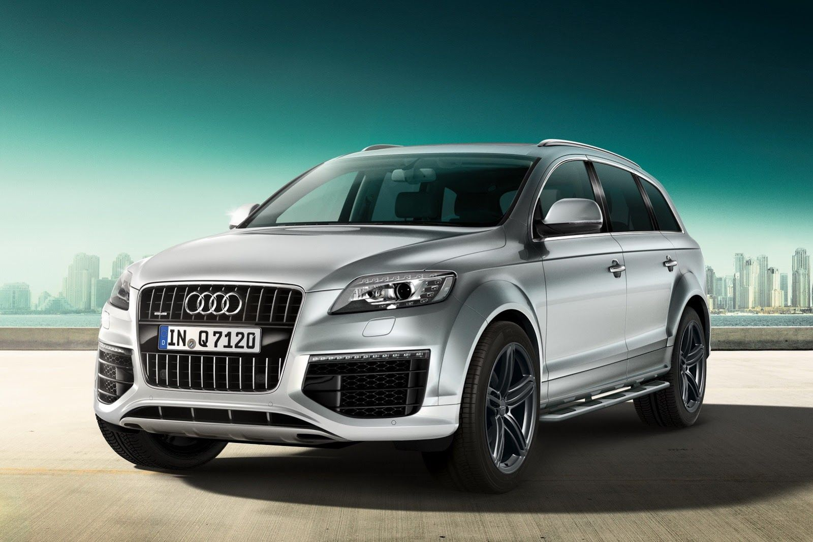 new review 2015 audi q7 release front view model | cars
