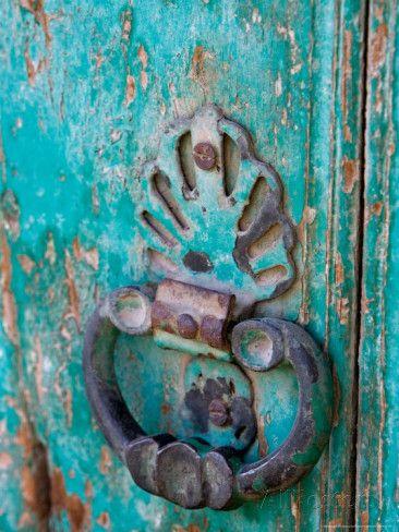 Village Door, Turkey Photographic Print by Joe Restuccia III at AllPosters.com