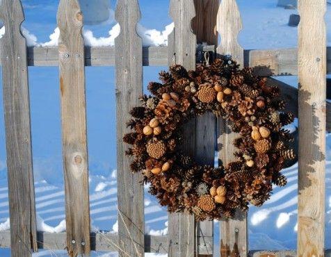 Podzimní+věnce+na+dveře,+zeď+i+stůl