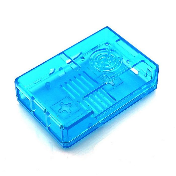 ABS Enclosure Case for Raspberry Pi 3B / 2B / B+ with Fan Hole . Find the cool gadgets at a incredibly low pric