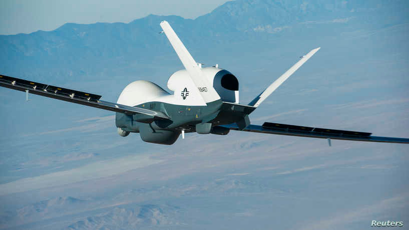 Us To Fix Not Scrap Open Skies Treaty Voice Of America English In 2020 Military Drone Surveillance Drones Unmanned Aerial Vehicle