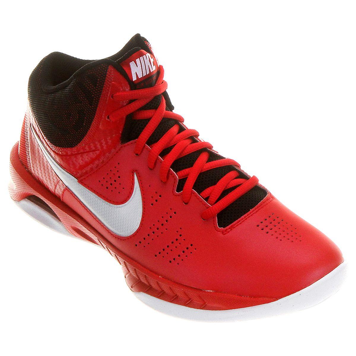 best authentic 414d4 aec7f Tênis Nike Air Visi Pro 6 Cinza e Azul   Netshoes