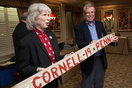 Cornell Big Red Road Show