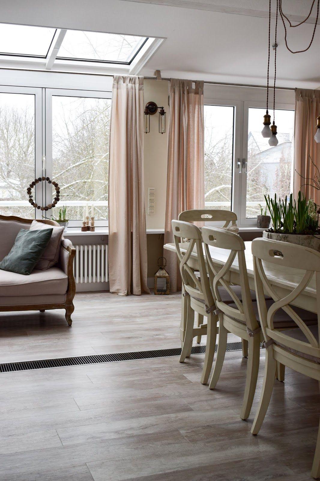 Interior Deko Esszimmer Farmhouse Landhausstil Diy Fensterbank