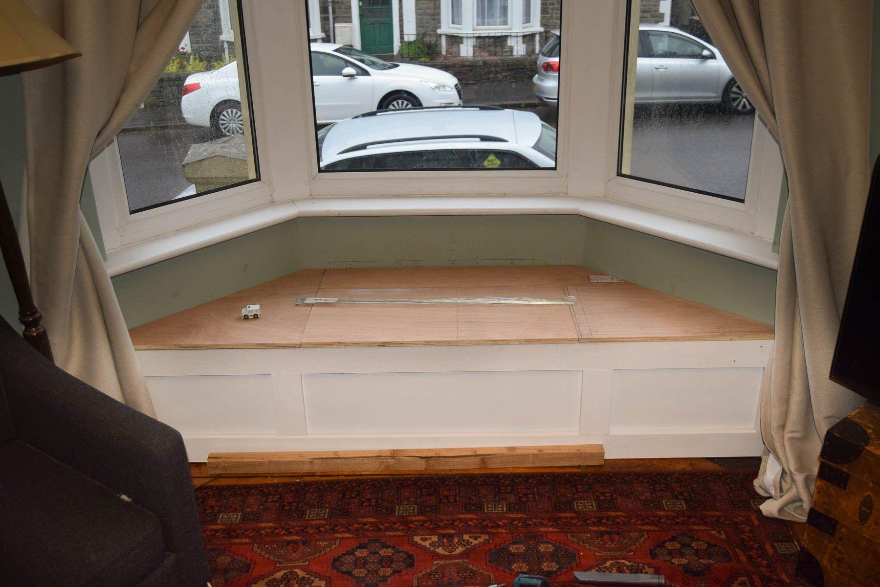 Superb How To Build A Victorian Bay Window Seat With Storage Creativecarmelina Interior Chair Design Creativecarmelinacom