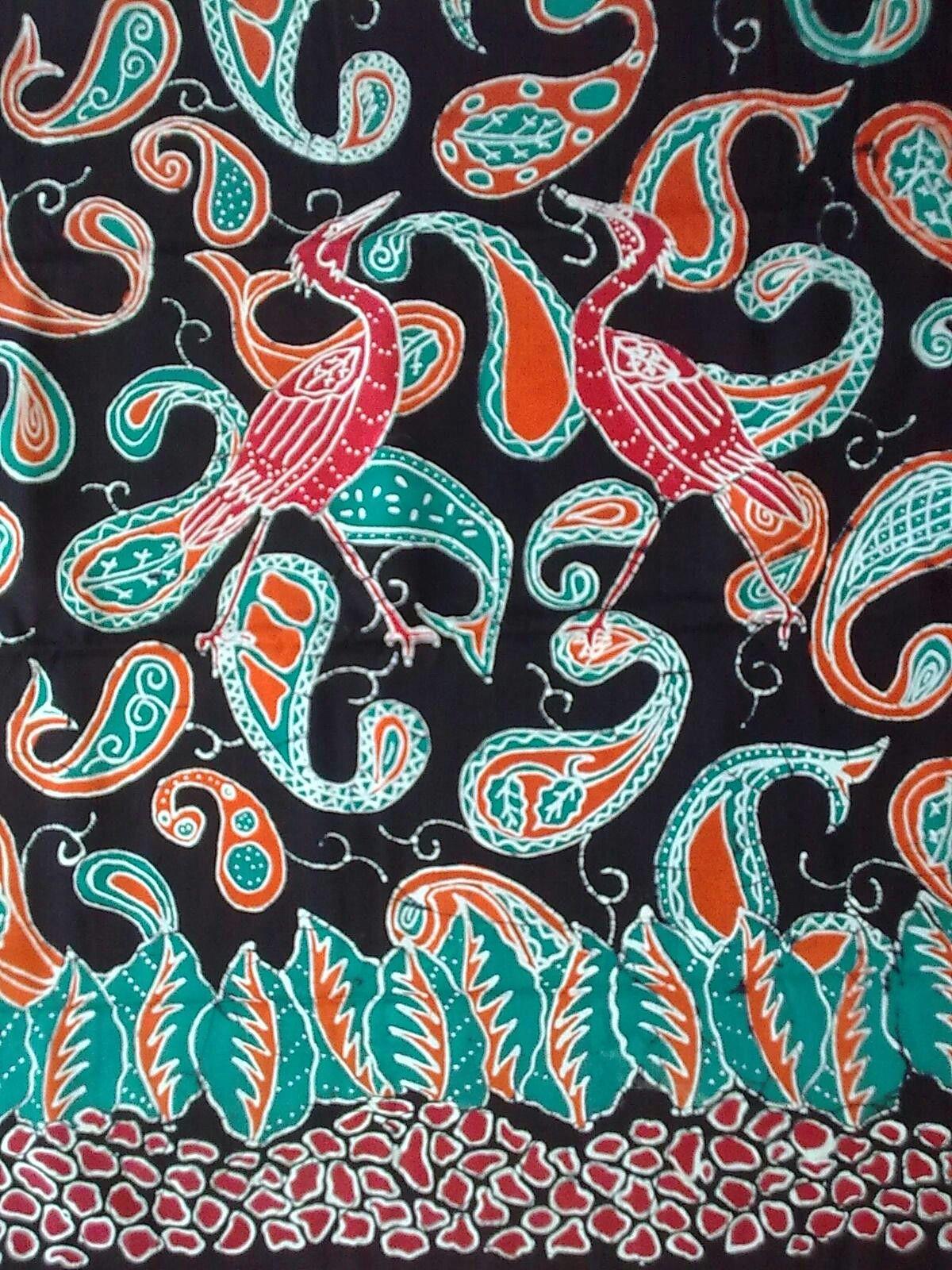 Batik tulis jember motif ekor daun | Seni, Desain, Galeri