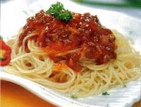 Spaghetti Bolognaise Enak Lezat Dan Sederhana Kini Siap Hadir Di Rumah Kalian Tercinta Kapanpun Itu Resep Spaghetti Ini Rahasian Spageti Resep Makanan Resep