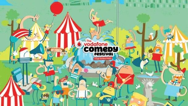 Competitions Vodafone Comedy Festival