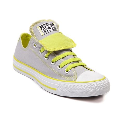 7805ec21bc2 Shop for Converse All Star Lo Double Tongue Sneaker in Gray at Shi by  Journeys. Shop today for the hottest brands in womens shoes at Journeys.com.