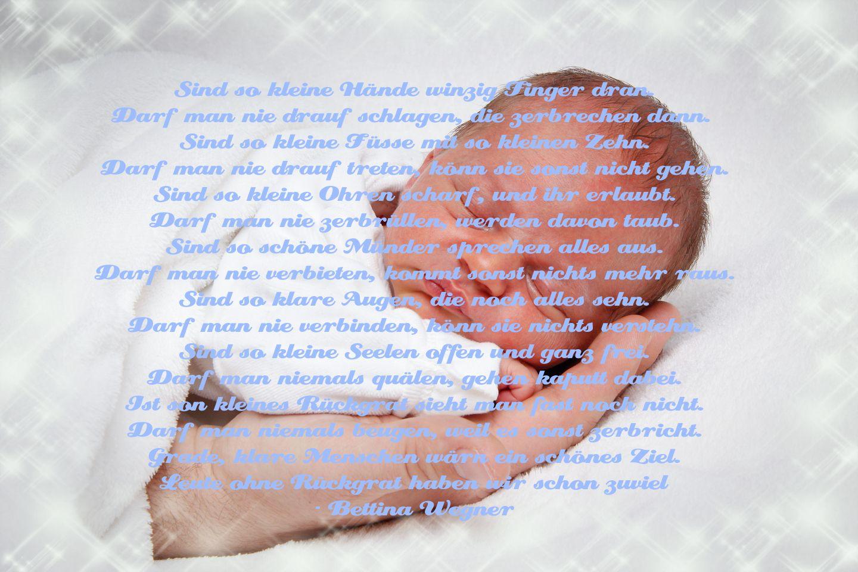Gedicht Zur Geburt Gedicht Geburt Sprüche Zitate Und Sprüche
