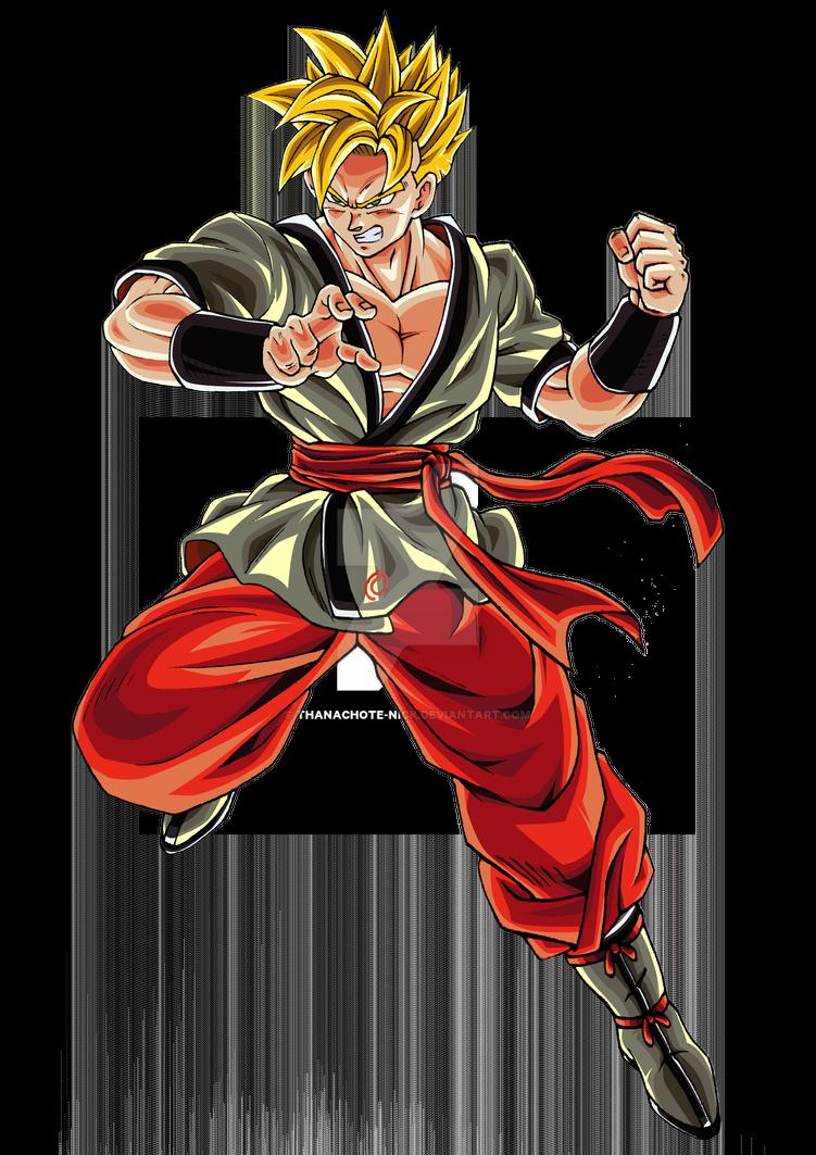 Mystic Gohan Ssj Dbxv2 Color 4 By Thanachote Nick On Deviantart Anime Dragon Ball Super Dragon Ball Tattoo Dragon Ball Artwork