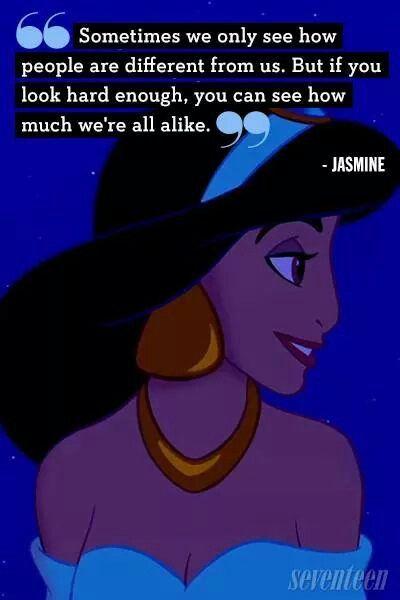 Princess Jasmine Disney Movie Quotes Aladdin Quotes Disney Quotes
