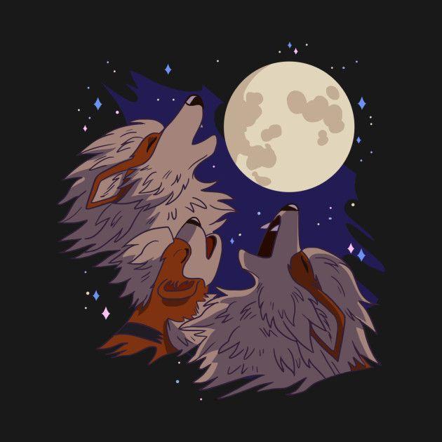 Bad Wolf Art - Pokemon Style!