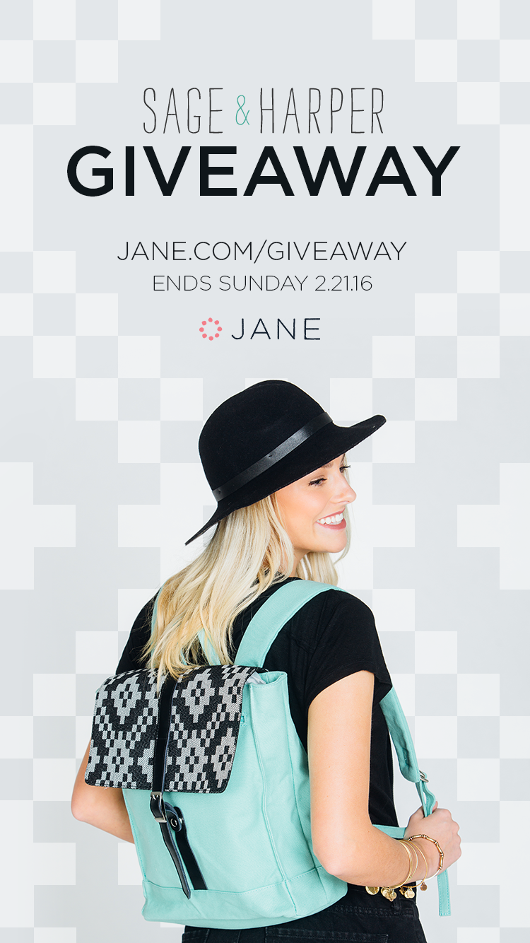 Fashion sweepstakes and giveaways