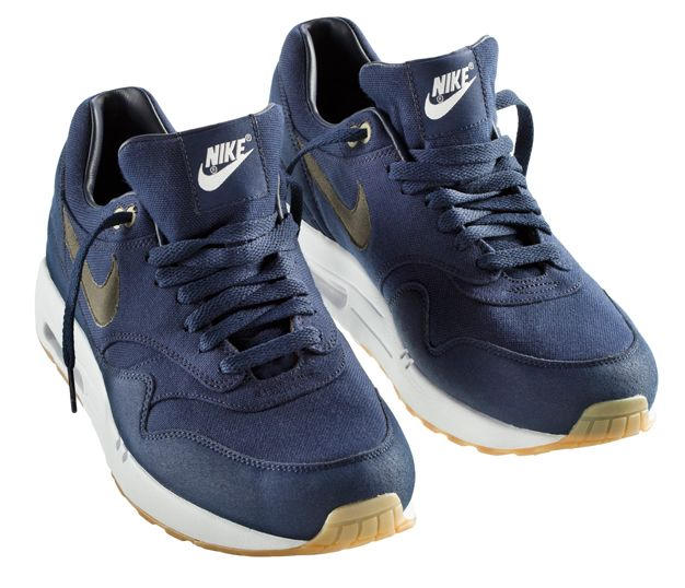 A.P.C. x Nike Air Max 1 - good workout shoe and stylish enough to wear just  because.