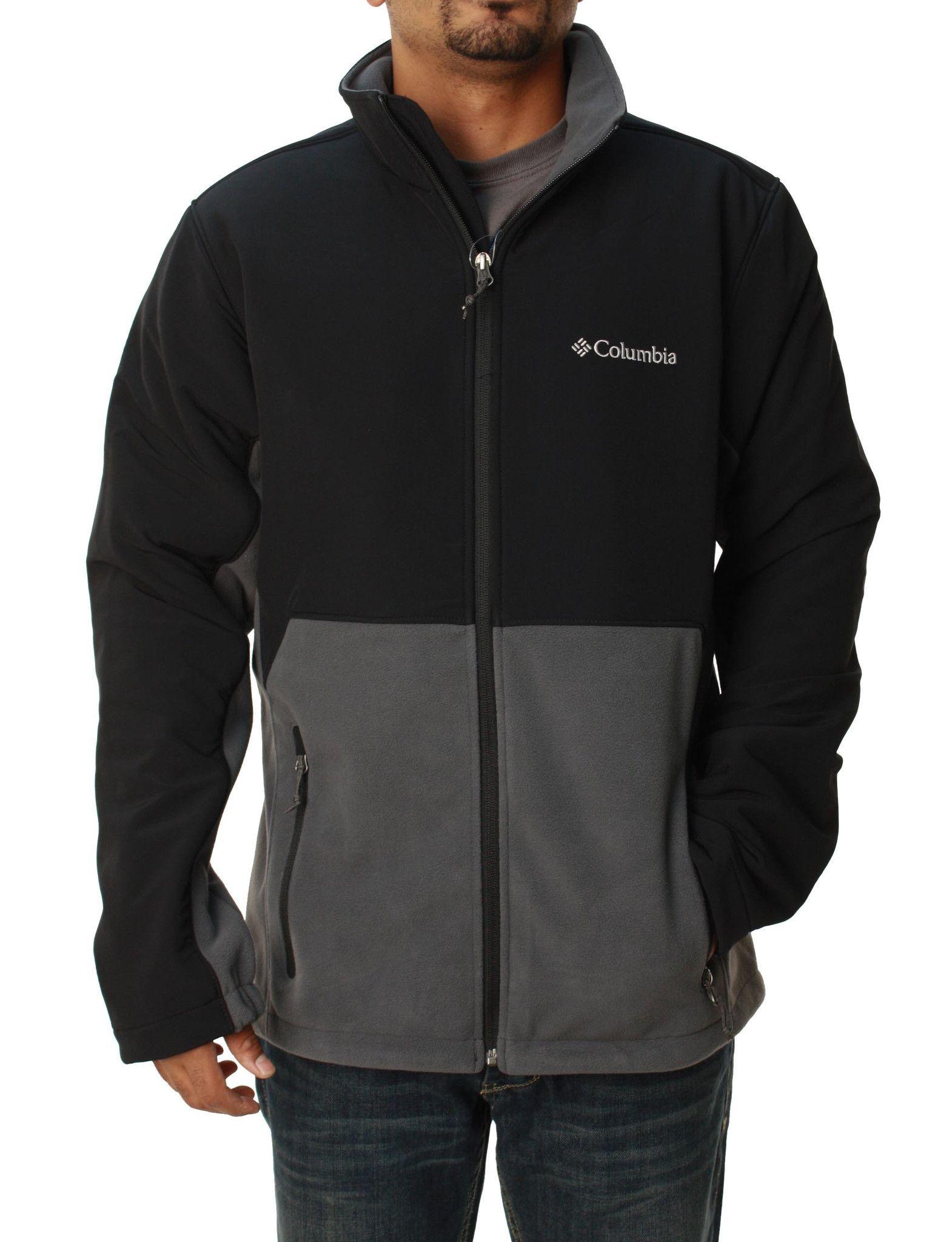 Columbia Sportswear Men's Lookout Trail Fleece Jacket