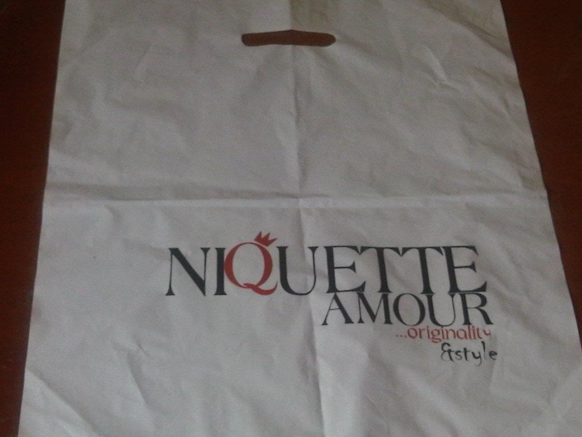 Nylon branding