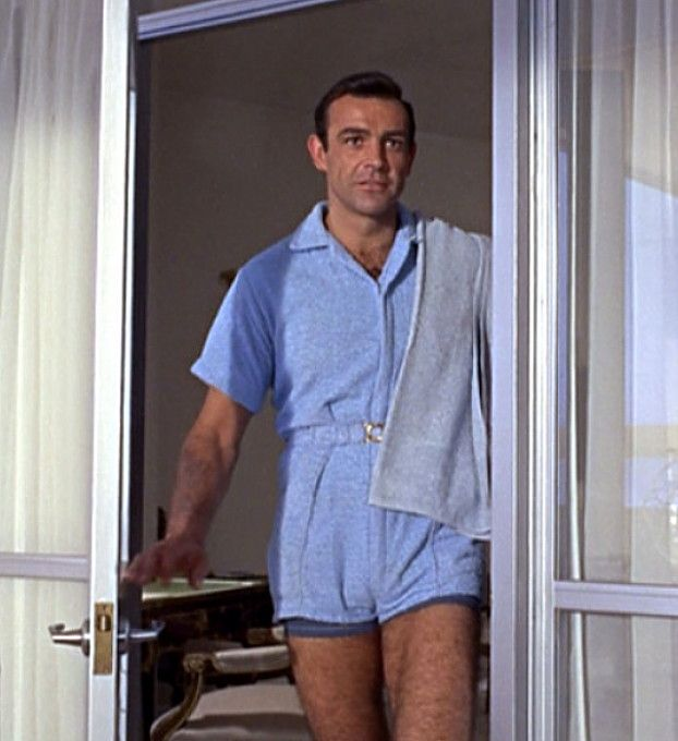 Image result for sean connery in goldfinger