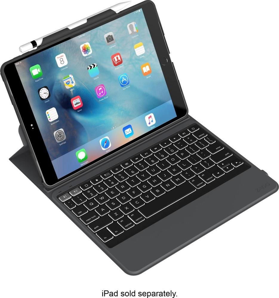 Zagg Keyboard Folio Case For Apple 194 174 Ipad 194 174 Pro 10 5