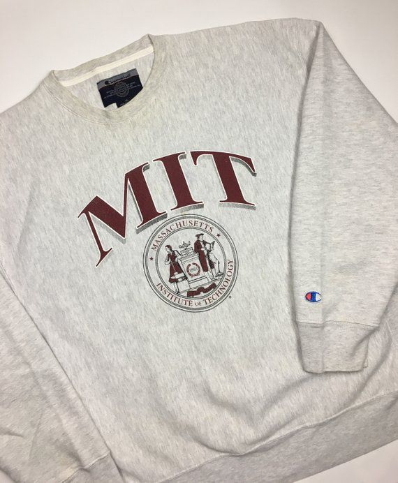 1990s Vintage Massachusetts Institute Of Technology