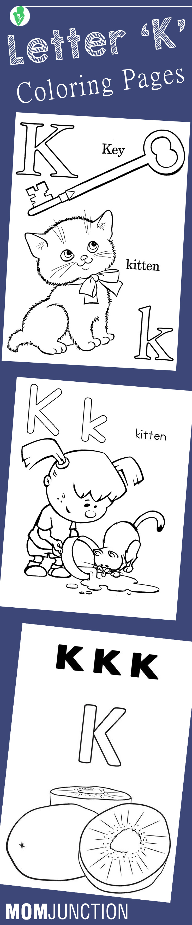 Top 10 Letter K Coloring Pages Your Toddler Will Love To Learn ...