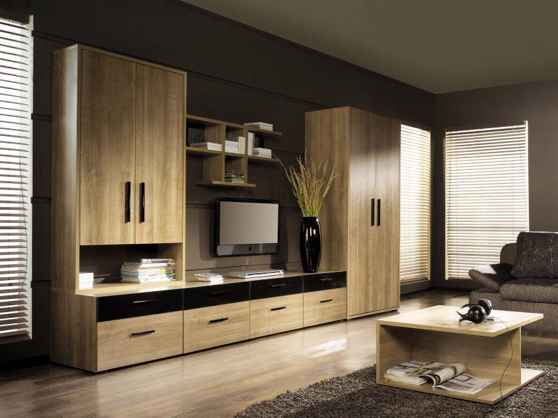 Deco összeállítás 1 - Nappali elemes bútorok és szekrénysorok ...
