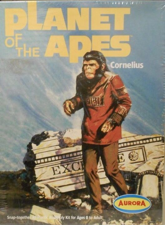 Cornelius Aurora Model Kit